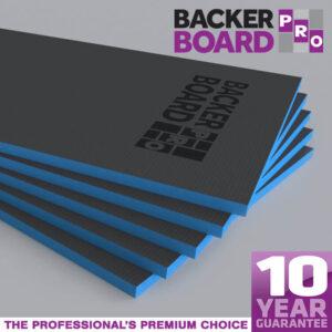 Backer Board PRO - Professional Tile Backer Board