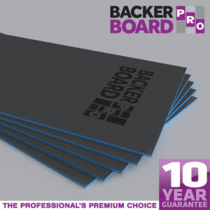 Backer Board PRO - Professional Tile Backer Board