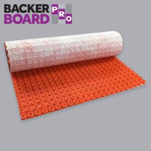 Backer Board Pro HC Decoupling