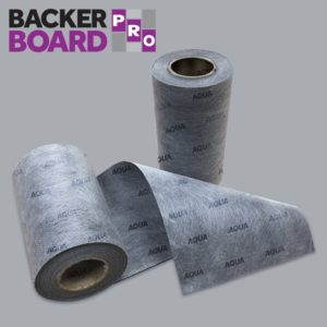 Backer Board Pro - Aqua Pro Tanking Band
