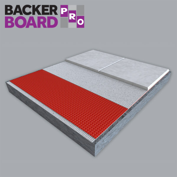 Backer Board Pro SF Decoupling
